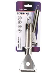 Овощечистка Bohmann BH-7933   Нож для чистки овощей   Кухонный овощной нож экономка