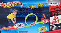 Автотрек трек детская дорога игрушка с машинкой Hot Wheels