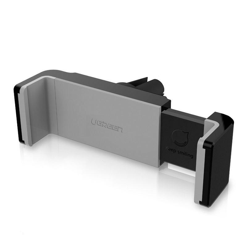 Универсальный автомобильный держатель Ugreen для телефона/навигатора 30283 (Серый)