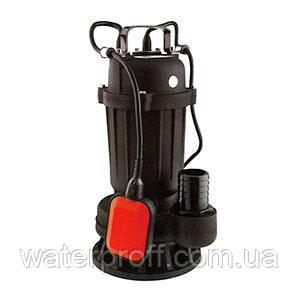 Дренажно-фекальный насос WQD 18-15-0.75 CAST KOER, Hmax 15м, Qmax 300л/мин, P 750Вт, фото 2