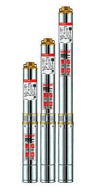 Відцентровий насос свердловинний 4 SDM 4/6+20м KOER, Hmax 44м, Qmax 100л/хв, P 370Вт (20м кабелю), фото 2