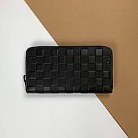 Кошелек Louis Vuitton Damier Infini 19см (Луи Виттон) арт. 32-29, фото 1