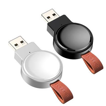 Беспроводное зарядное устройство для Apple Watch Baseus Wireless Charger Dotter, фото 2