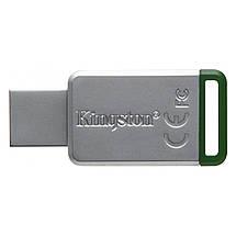 Флеш-память USB Kingston DataTraveler 50 DT50/16GB (16GB, USB 3.1), фото 3