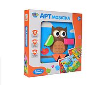 Арт мозаика Limo Toy Сова 808-9-10