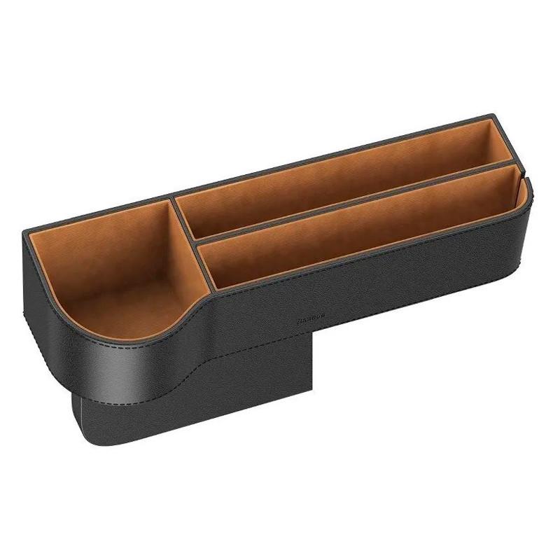 Автомобильный органайзер Baseus Elegant Car Storage Box CRCWH-01 (Черный)