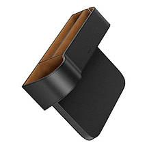 Автомобильный органайзер Baseus Elegant Car Storage Box CRCWH-01 (Черный), фото 3