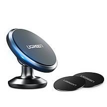 Магнитный автомобильный держатель для смартфона Ugreen 50871 (Черный), фото 2