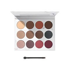 Тіні для повік SENANA Streamer Star Marble Eyeshadow палітра 12 кольорів