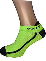 Спортивні шкарпетки BAFT RUNN RN100 46-47 Зелений RN1004-XL, КОД: 1579296