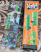 Настольная Игра Jenga дженга, фото 3