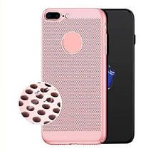 Чехол Baseus Breath Case для iPhone 7 (Rose Gold), фото 2