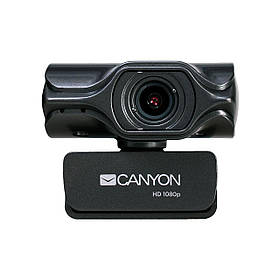Веб-камера Canyon CNS-CWC6\N Black Grey, КОД: 2364339