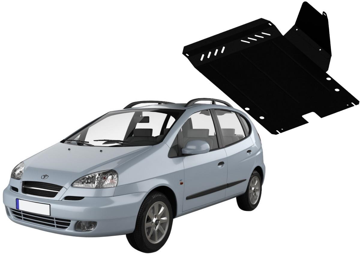 Защита двигателя Chevrolet Tacuma 2000-2008