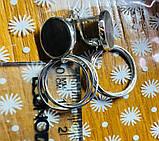 Серебряные серьги с перламутром Космик, фото 7