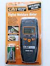 Цифровой влагомер CMT DMM001 для древесины и строительных материалов контактный игольчатый, фото 4