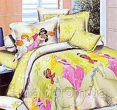 Комплект детского постельного белья Тет-А-Тет (Украина) ранфорс полуторное (224)