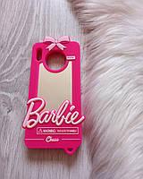 Чехол 3D на Huawei Mate 30 Барби Barbie розовый, фото 1