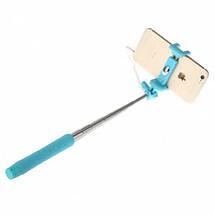 Селфи палка проводной AUX монопод Baseus View series для смартфонов, фото 2