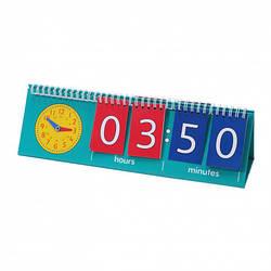 Демонстрационные часы для изучения времени (1 шт) EDX Education