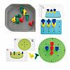 """Развивающий набор """"Цветные колышки"""" EDX Education, фото 2"""