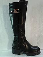 Высокие женские модные сапоги.р.37-40.