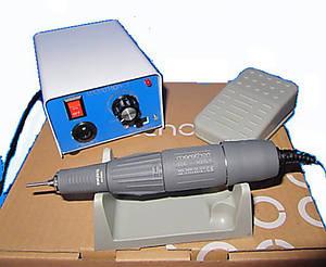 Фрезер MARATON Escort -3 для маникюра и педикюра, ручка H37L1 (35000 оборотов, 65 вт)