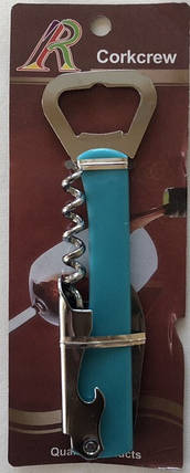 Штопор складной с открывалкой арт. 840-5B066, фото 2