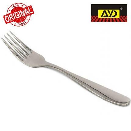 """Вилка столовая """"Гладь"""" AYD (нержавеющая сталь, 6 шт. в упаковке), арт.300702, фото 2"""