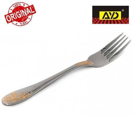 """Вилка столова """"Золота гілка"""" AYD (нержавіюча сталь, 6 шт. в упаковці), арт. 162502, фото 2"""