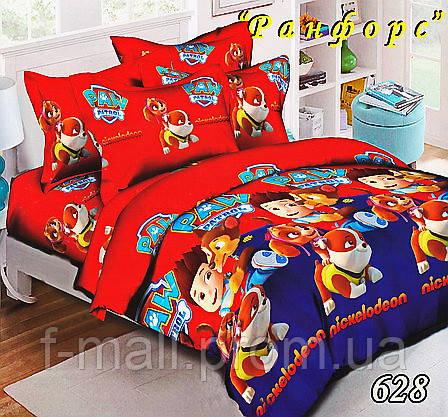 Комплект детского постельного белья Тет-А-Тет (Украина) ранфорс полуторное (628)