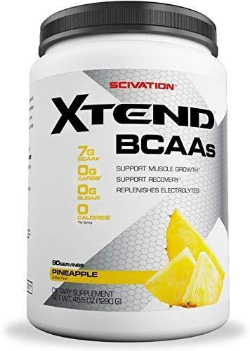 БЦАА Scivation  BCAA Xtend (420 г) икстенд скайвейшн pineapple