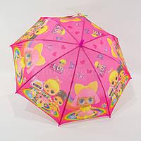 "Детский зонтик ""LOL"" на 4-8 лет от фирмы ""Paolo Rosi"""