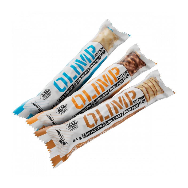 Протеиновый батончик Olimp Protein Bar (64 г) олимп choco cheescake