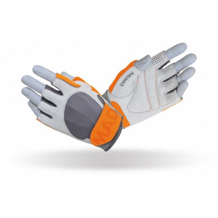 Перчатки Mad MaxWorkout Gloves MFG-850 мэд макс воркаут гловес XL