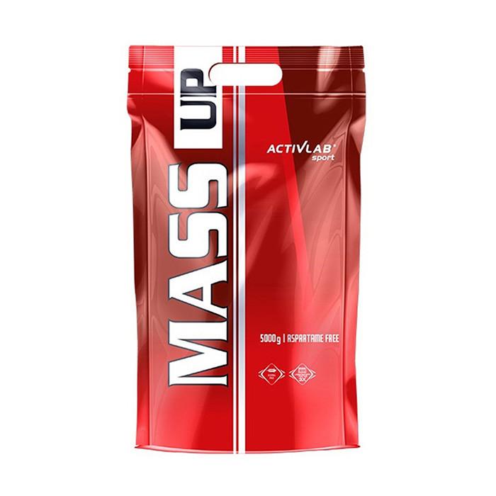 Гейнер для набора массы Activlab Mass Up (5 кг) активлаб масс ап peach