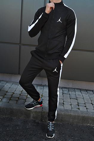 Зимовий спортивний костюм Jordan для тренувань (Джордан), фото 2