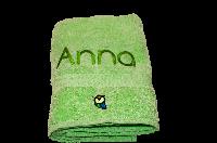 Полотенце для рук и лица Fairy Tale Зеленый FTTW5090, КОД: 1145335