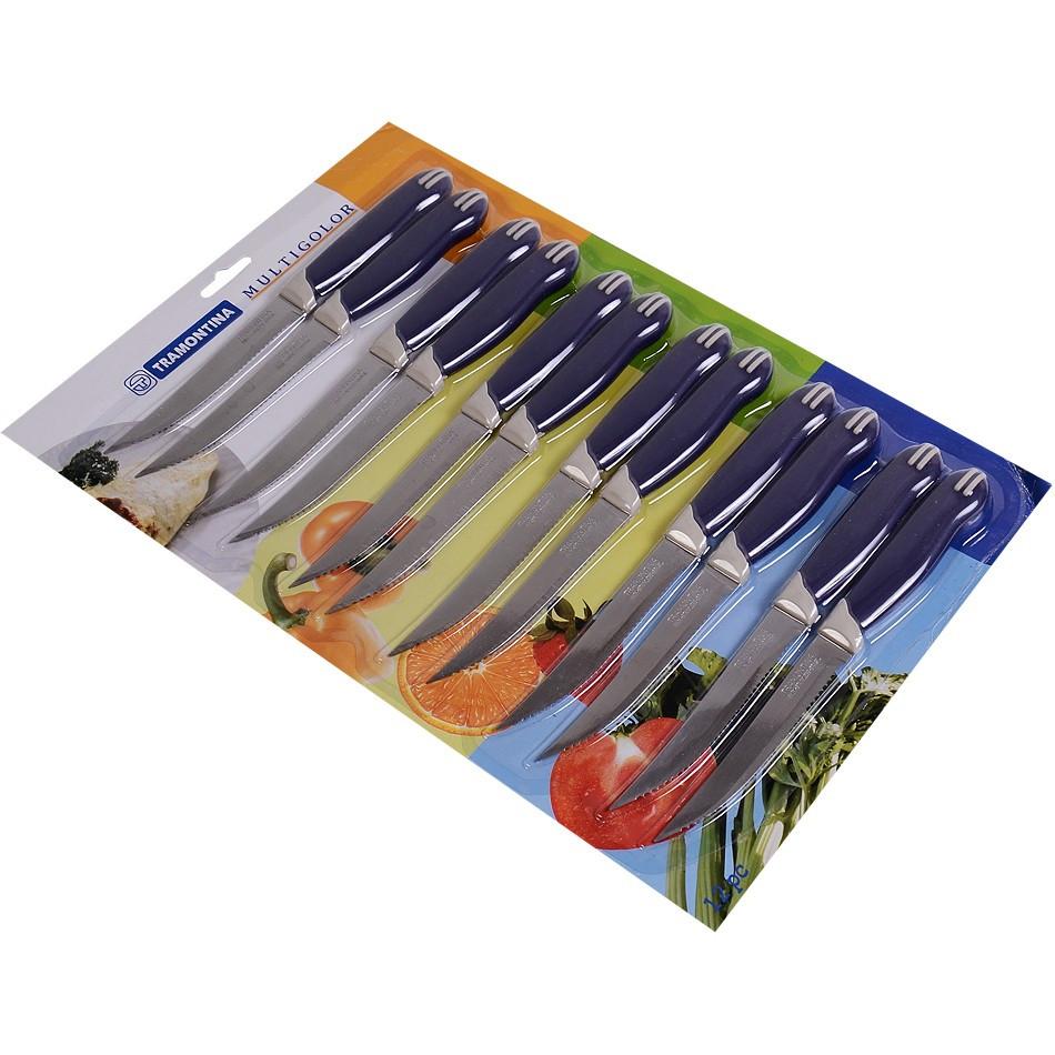 """Набор ножей """"Tramontina"""" (21 см, в упаковке 12 шт.), арт. D34 (19-13)"""