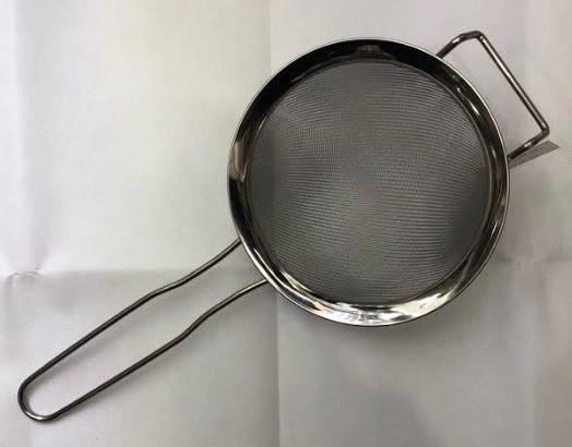 """Друшляк-сито з довгою ручкою """"Luxury"""" діаметр 22 см, арт. 830-5-5, фото 2"""
