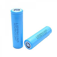 Аккумулятор Bailong 3200 MAH LGGBMH11865 18650 MH1, КОД: 1814039