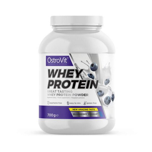 Сироватковий протеїн концентрат OstroVit Whey Protein (700 г) островит вей bubble gum