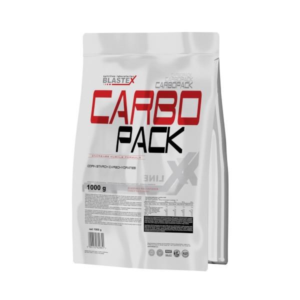 Энергетик карбо углеводы BLASTEX Carbopack (1 кг) бластекс cherry