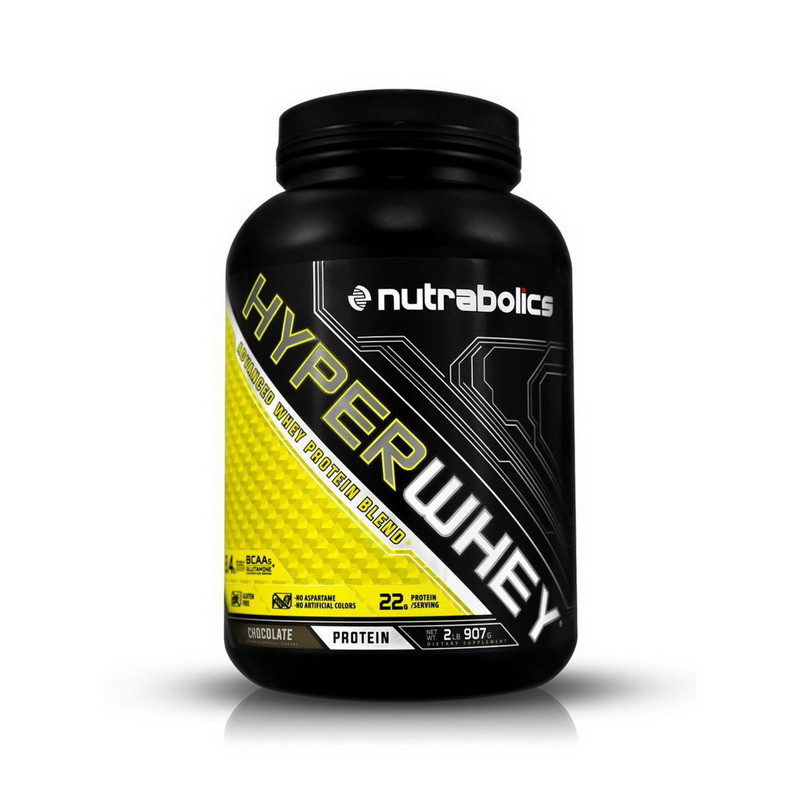 Сывороточный протеин гидролизат NutraBolics Hyper Whey (907 г) нутраболик гипер вей ваниль