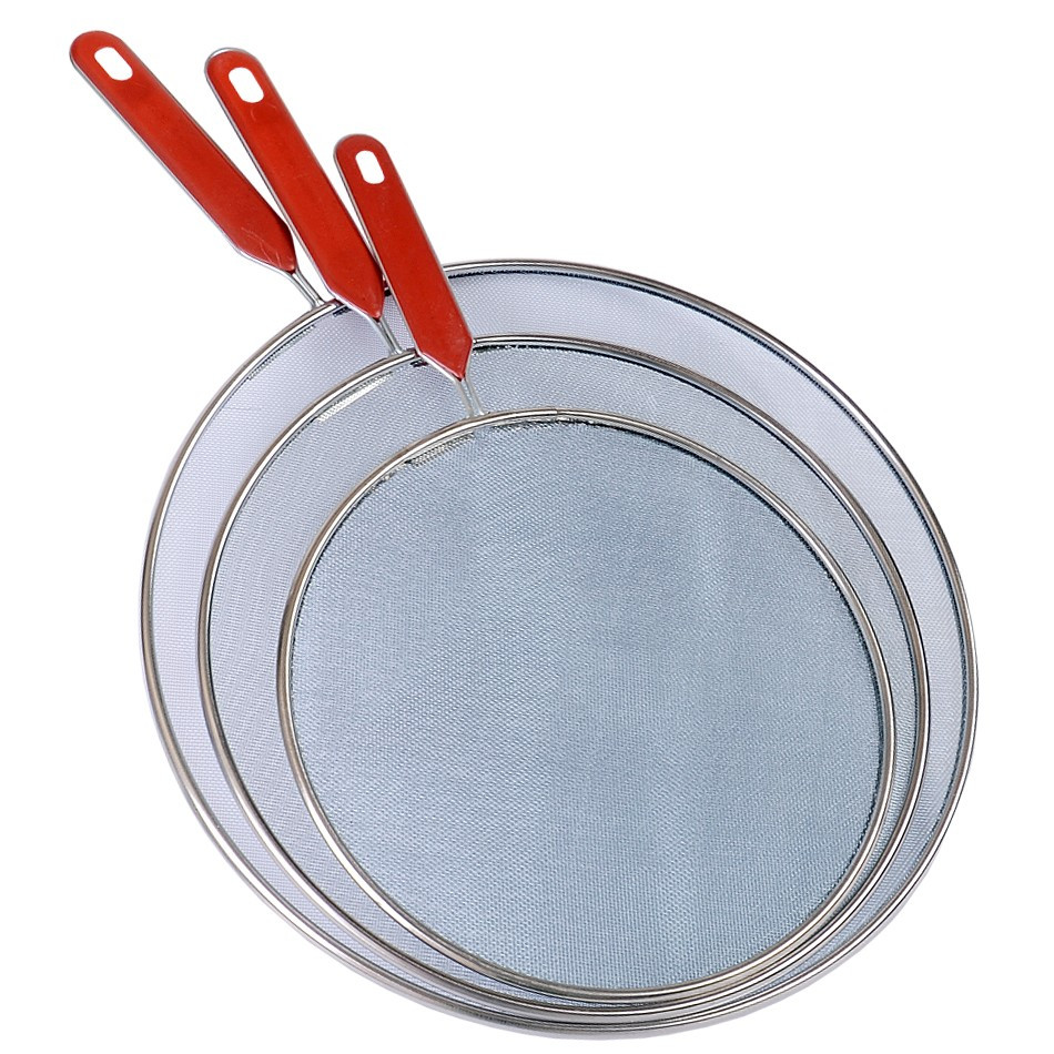 Захист від розбризкування жиру (діаметр 22 см, кришка-сітка), арт. 80-1