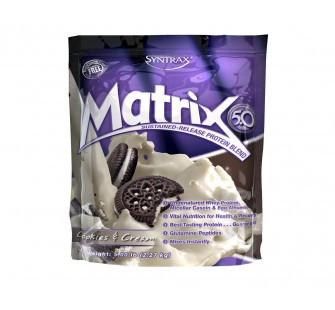 Комплексный протеин Syntrax Matrix (2,3 кг) синтракс матрикс печенье-крем