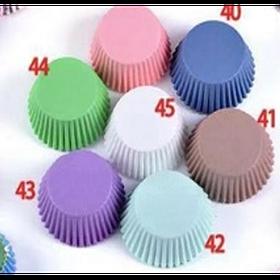 Бумажные формы для кексов 1000 штук (5 х 3 см.) арт. 850-16С111