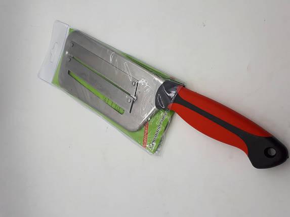 Нож для шинковки 14-10 арт. G-01, фото 2