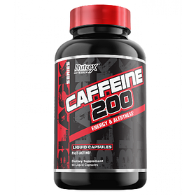 Кофеїн Nutrex Lipo 6 Caffeine - 60 caps (Потерта упаковка)