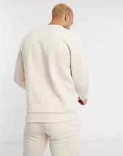 Спортивный костюм мужской Adidas (Адидас) Бежевый, фото 3